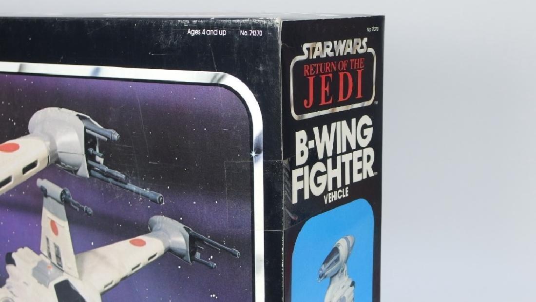 1983 Star Wars ROTJ B-Wing Fighter Vehicle MISB - 7