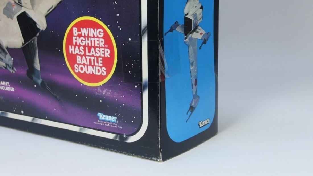1983 Star Wars ROTJ B-Wing Fighter Vehicle MISB - 8