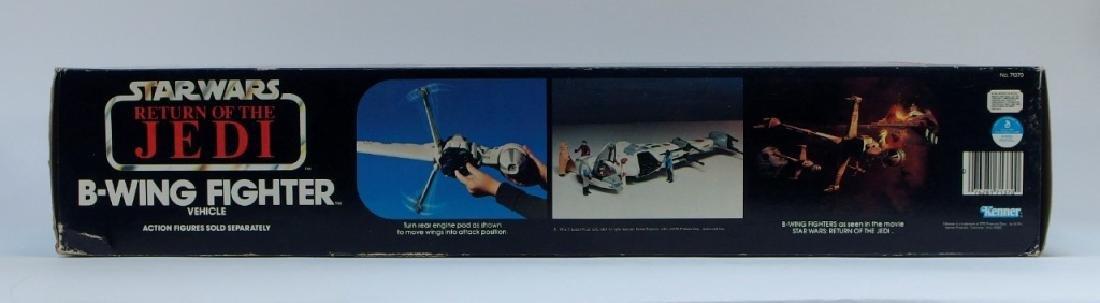 1983 Star Wars ROTJ B-Wing Fighter Vehicle MISB - 2