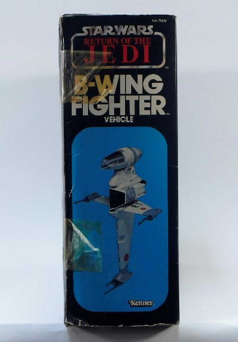 1983 Star Wars ROTJ B-Wing Fighter Vehicle MISB - 5