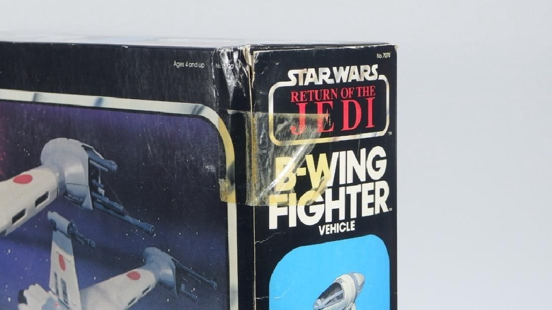 1983 Star Wars ROTJ B-Wing Fighter Vehicle MISB - 6