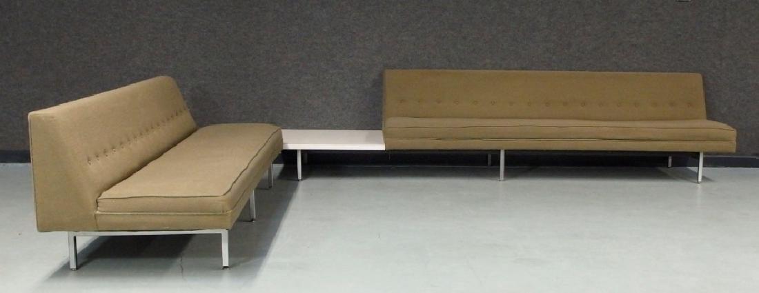 George Nelson Modular Herman Miller Sofa Set