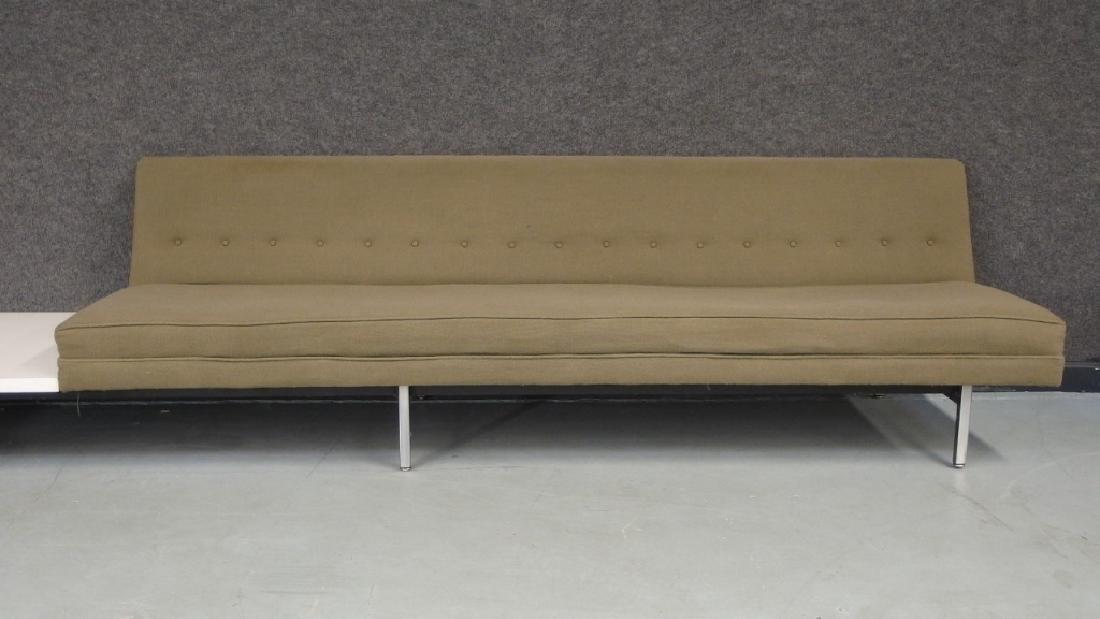 George Nelson Modular Herman Miller Sofa Set - 2
