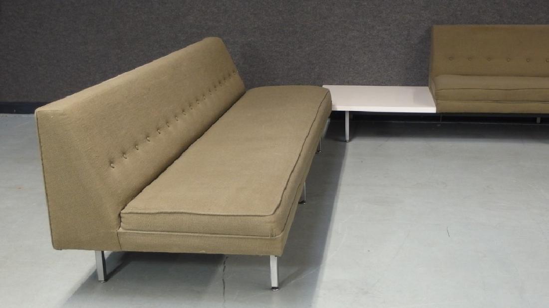 George Nelson Modular Herman Miller Sofa Set - 3