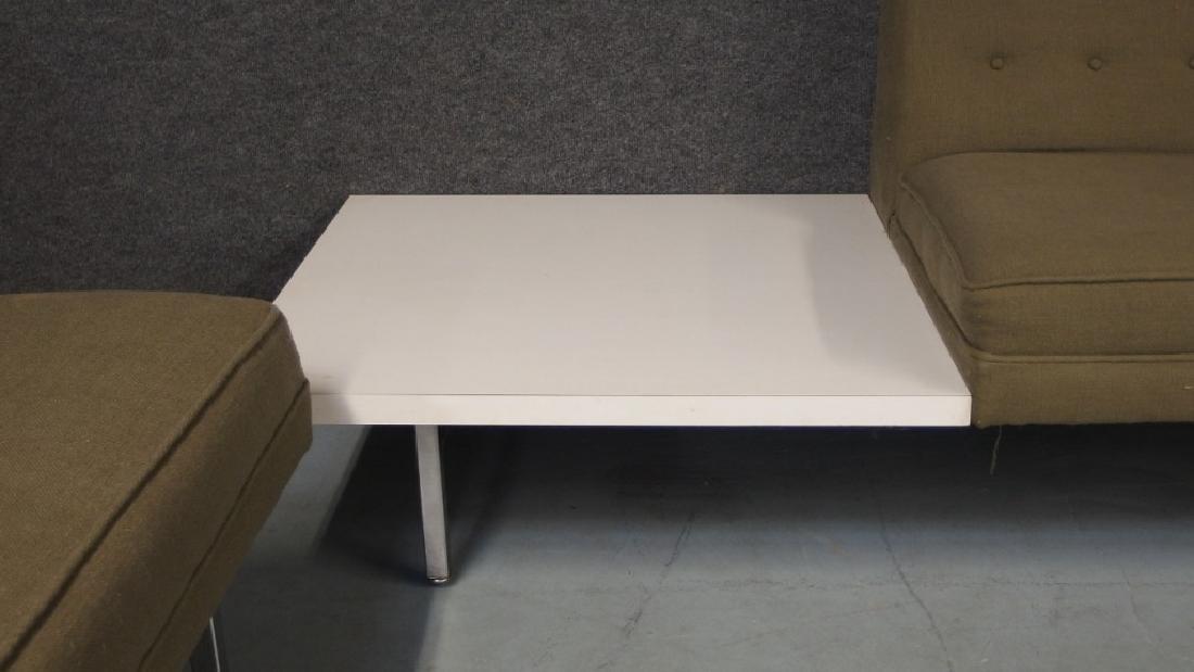 George Nelson Modular Herman Miller Sofa Set - 4