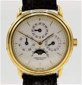 Audemars Piguet Lady's Quantieme Moon Phase Watch