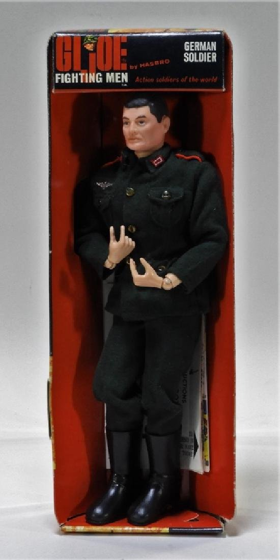 1966 Hasbro G.I. Joe German Soldier Narrow Bow