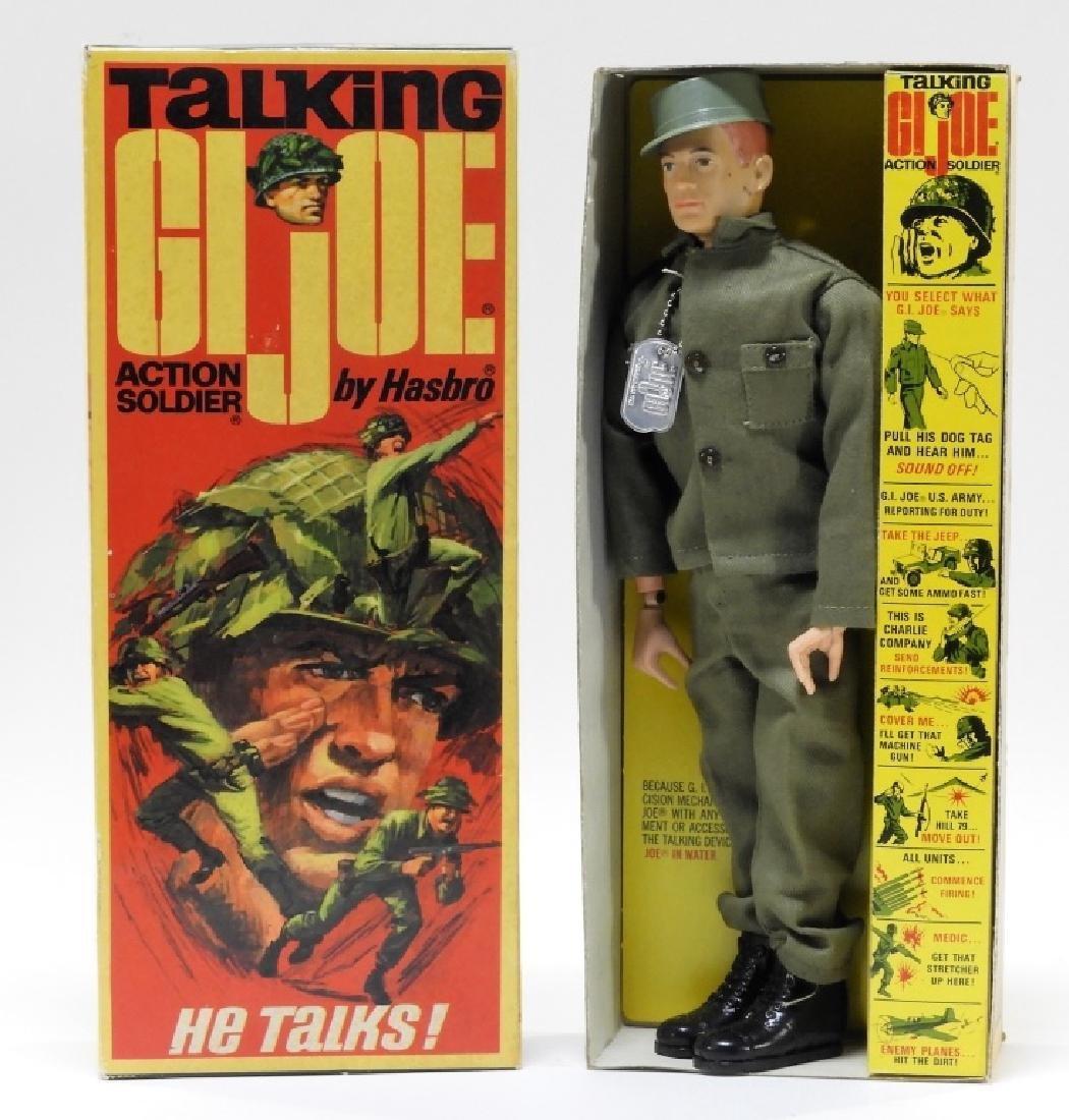 1967 Hasbro G.I. Joe Talking Action Solder Unused