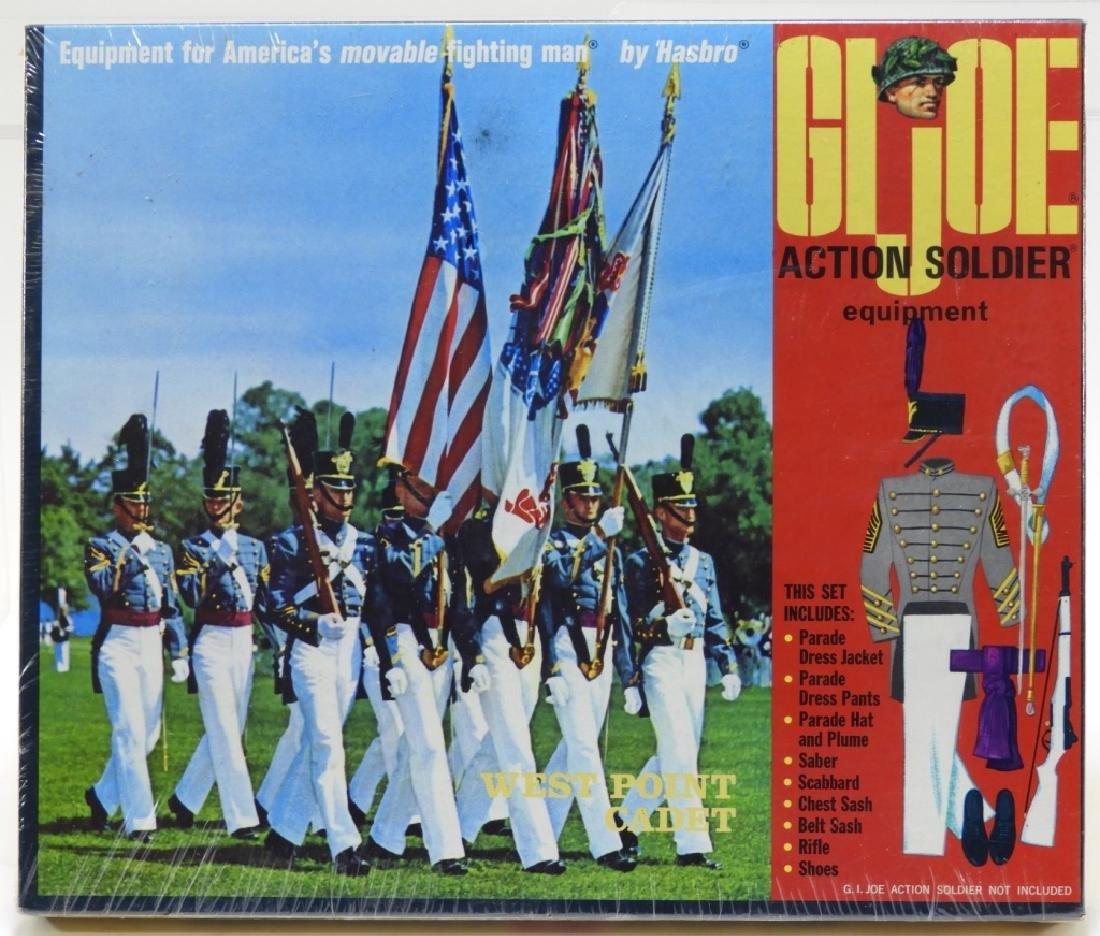 RARE 1968 Hasbro G.I. Joe West Point Cadet MISB