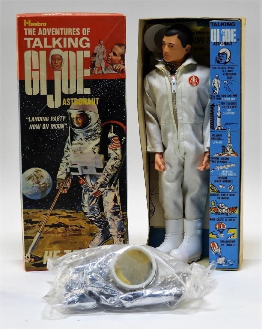 1969 Hasbro GI Joe Talking Astronaut & Space Suit