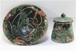 2 Kayo OYoung Contemporary Art Studio Pottery Jar