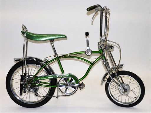 1969 Schwinn Stingray Krate Pea Picker Bicycle