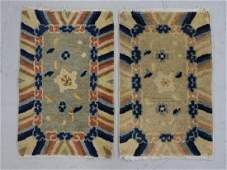 PR. Chinese Art Deco Diminutive Carpet Rugs