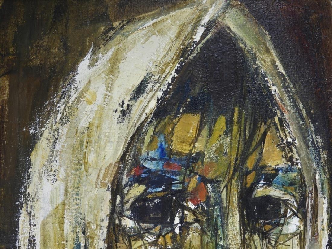 Ruth Schloss Figurative Social Realist Painting - 3