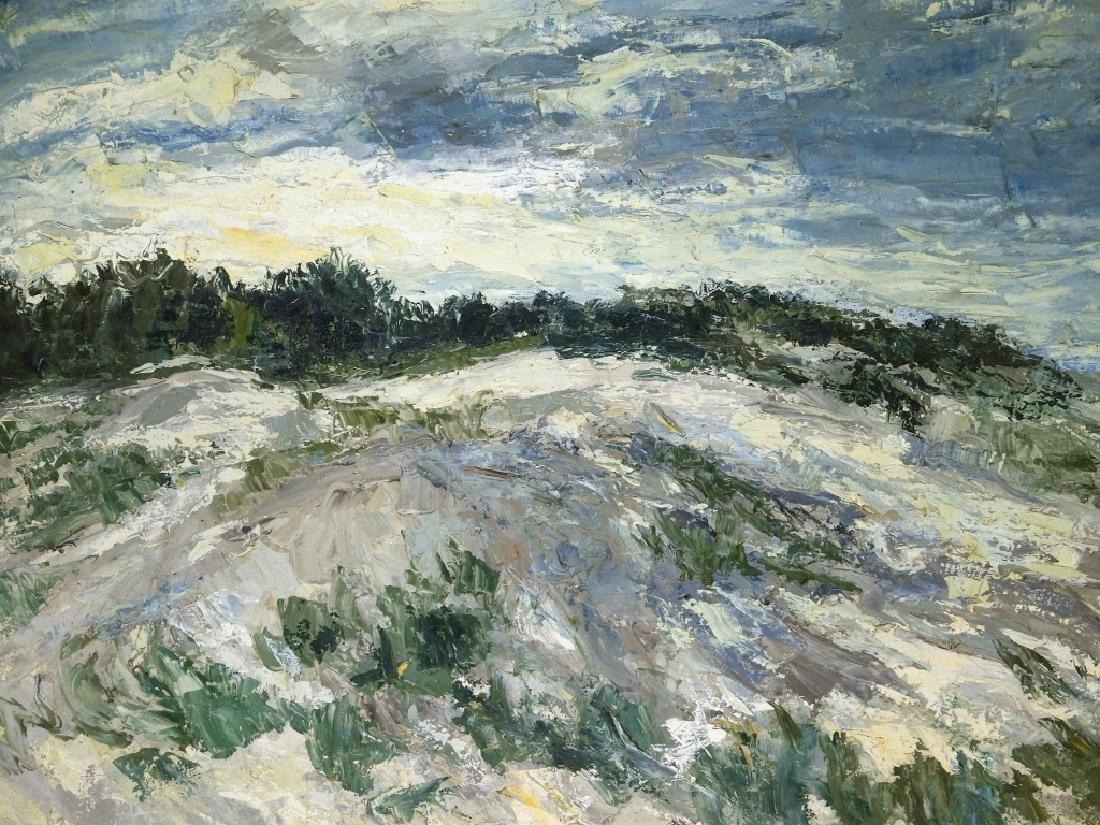 Margaret Crenson Impressionist Landscape Painting - 2