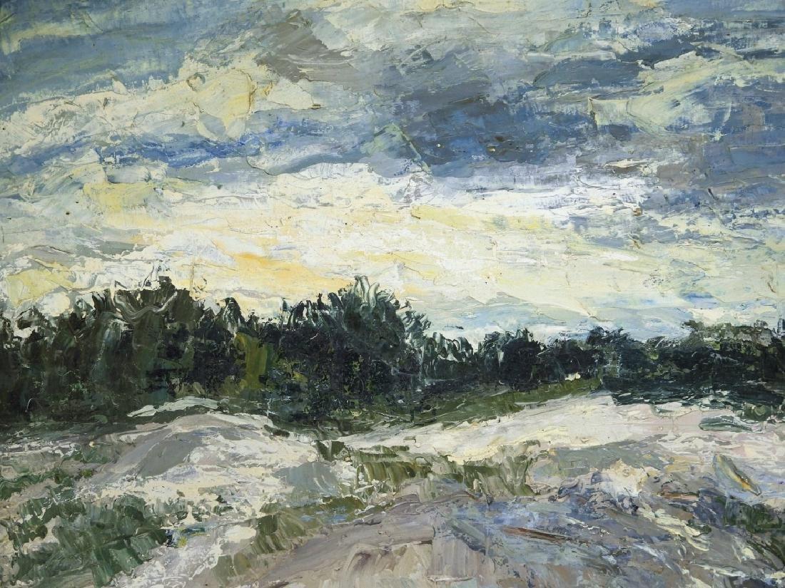 Margaret Crenson Impressionist Landscape Painting - 3