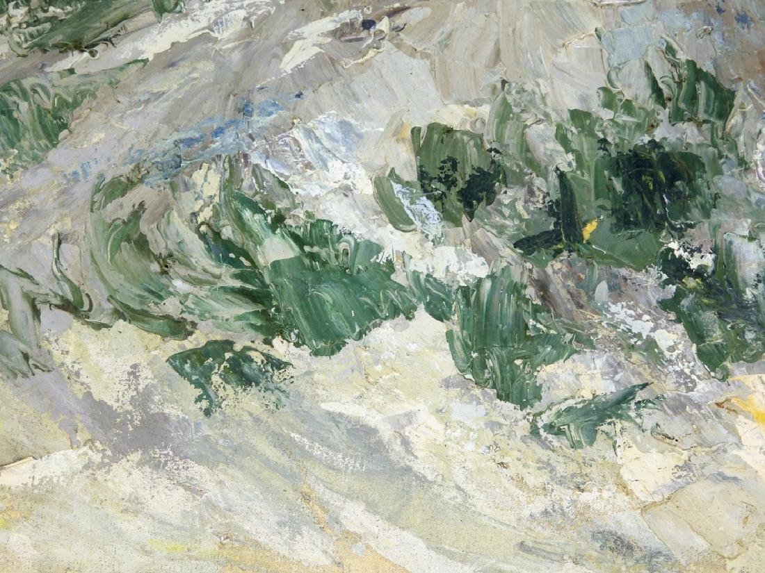 Margaret Crenson Impressionist Landscape Painting - 4