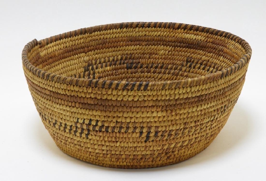 Native American Plains Indian Basket