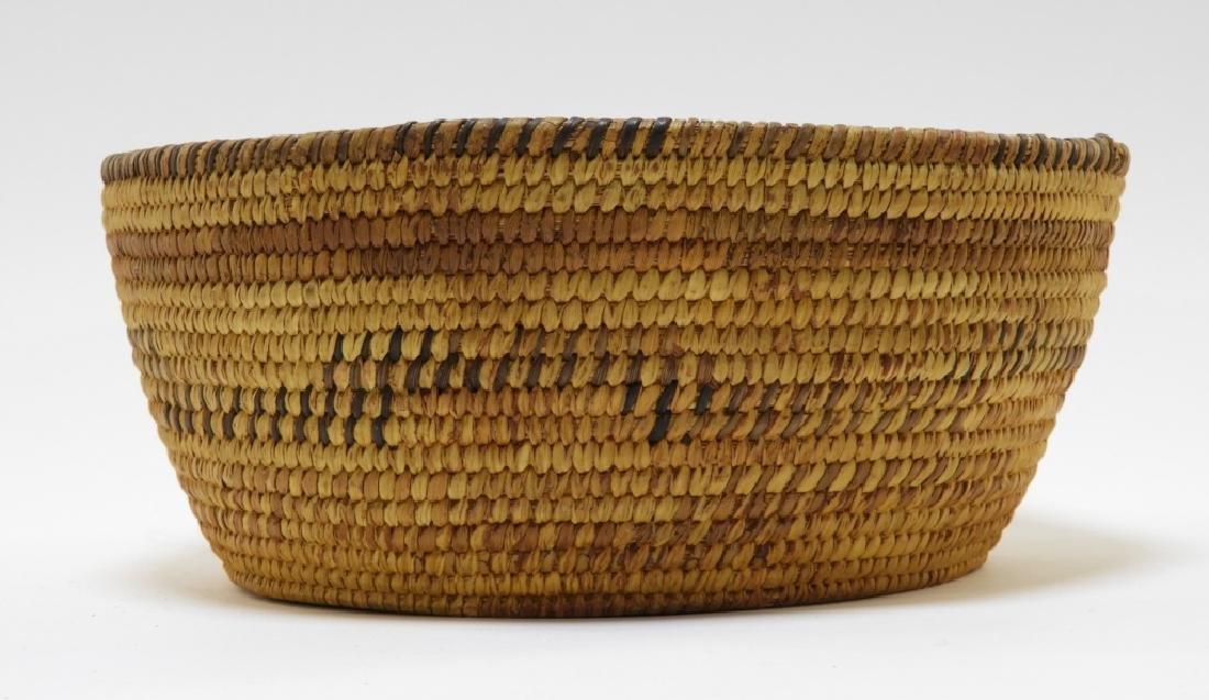 Native American Plains Indian Basket - 2