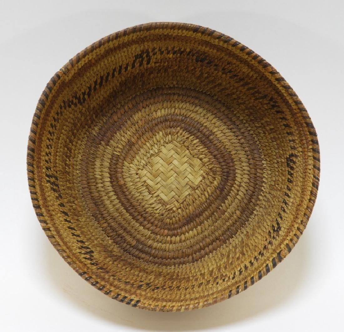 Native American Plains Indian Basket - 3