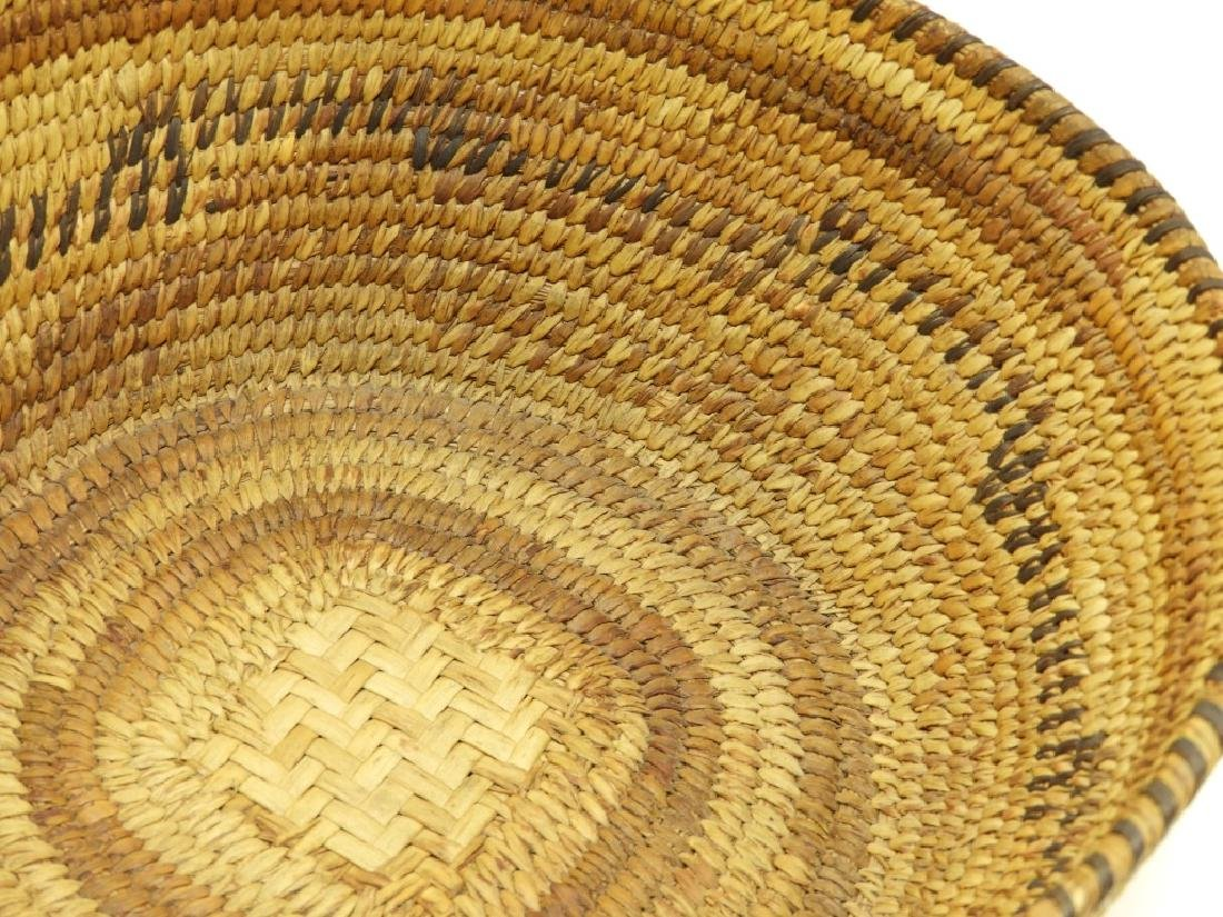 Native American Plains Indian Basket - 4