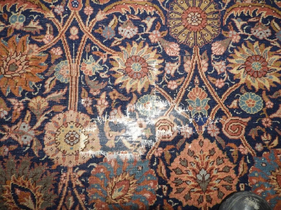 LARGE 19C. Persian Oriental Palace Size Rug - 8