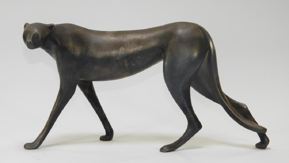 Loet Vanderveen Danish .999 Silver Panther 142ozt