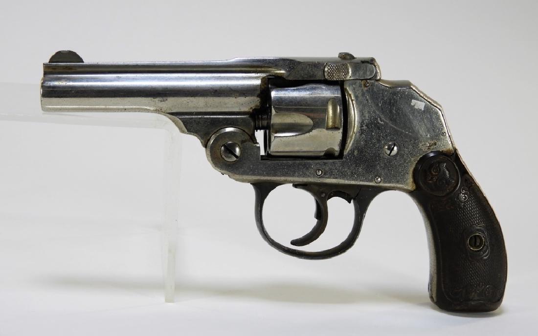 C.1894 Iver Johnson Model 1 Revolver Pistol