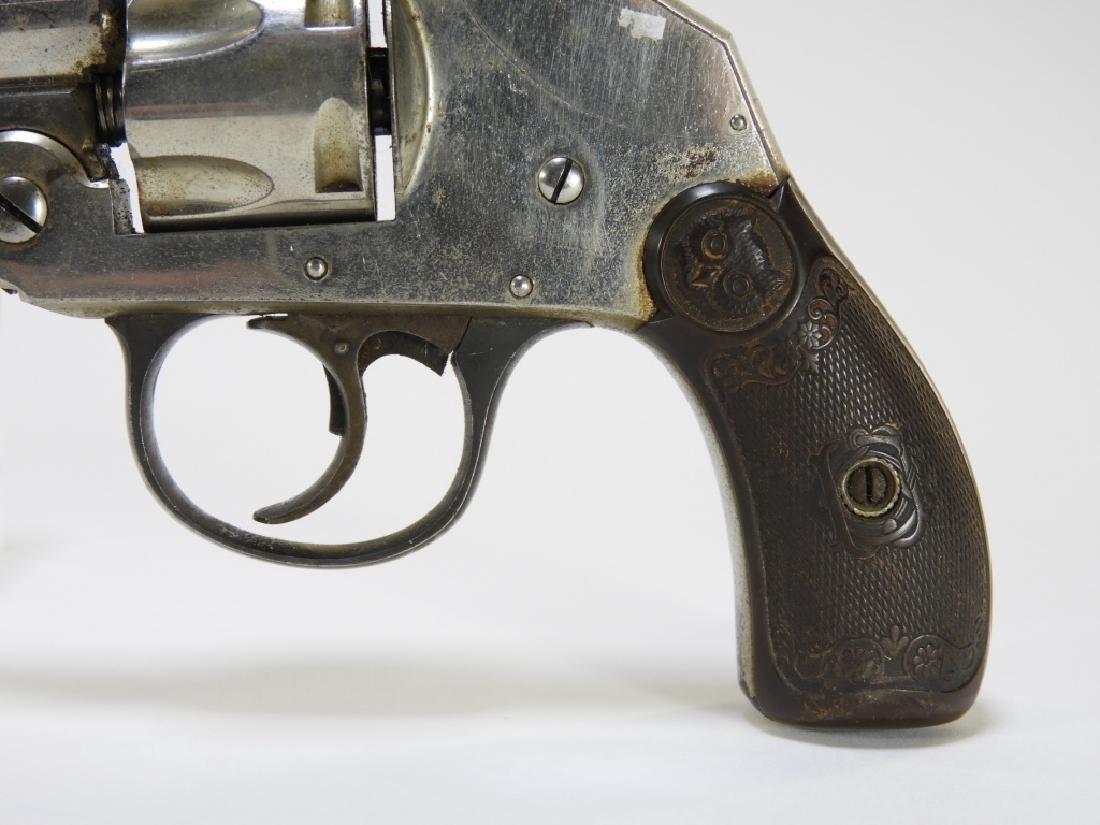 C.1894 Iver Johnson Model 1 Revolver Pistol - 4