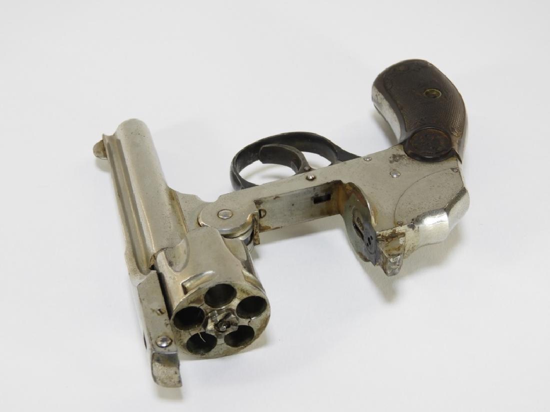 C.1894 Iver Johnson Model 1 Revolver Pistol - 5