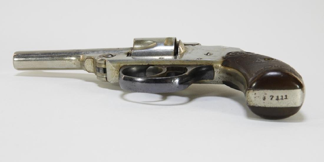 C.1894 Iver Johnson Model 1 Revolver Pistol - 6