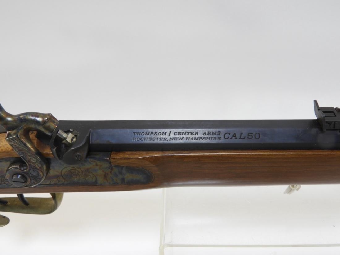 Thompson Center Arms Hawken 50 CA Percussion Rifle - 3