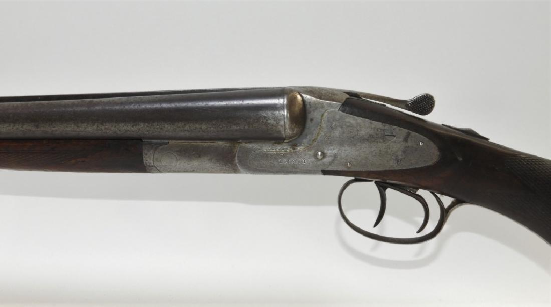C1914 Hunter Arms Double Barrel Hammerless Shotgun - 2
