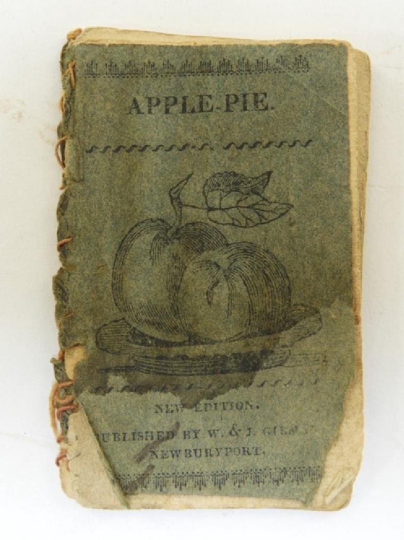 19C. The Tragical Death of an Apple Pie Chapbook - 2