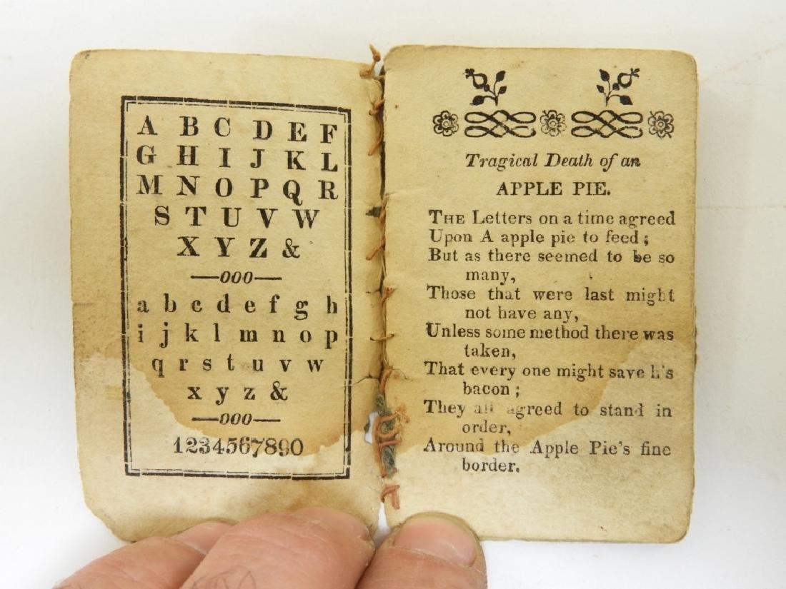 19C. The Tragical Death of an Apple Pie Chapbook - 3