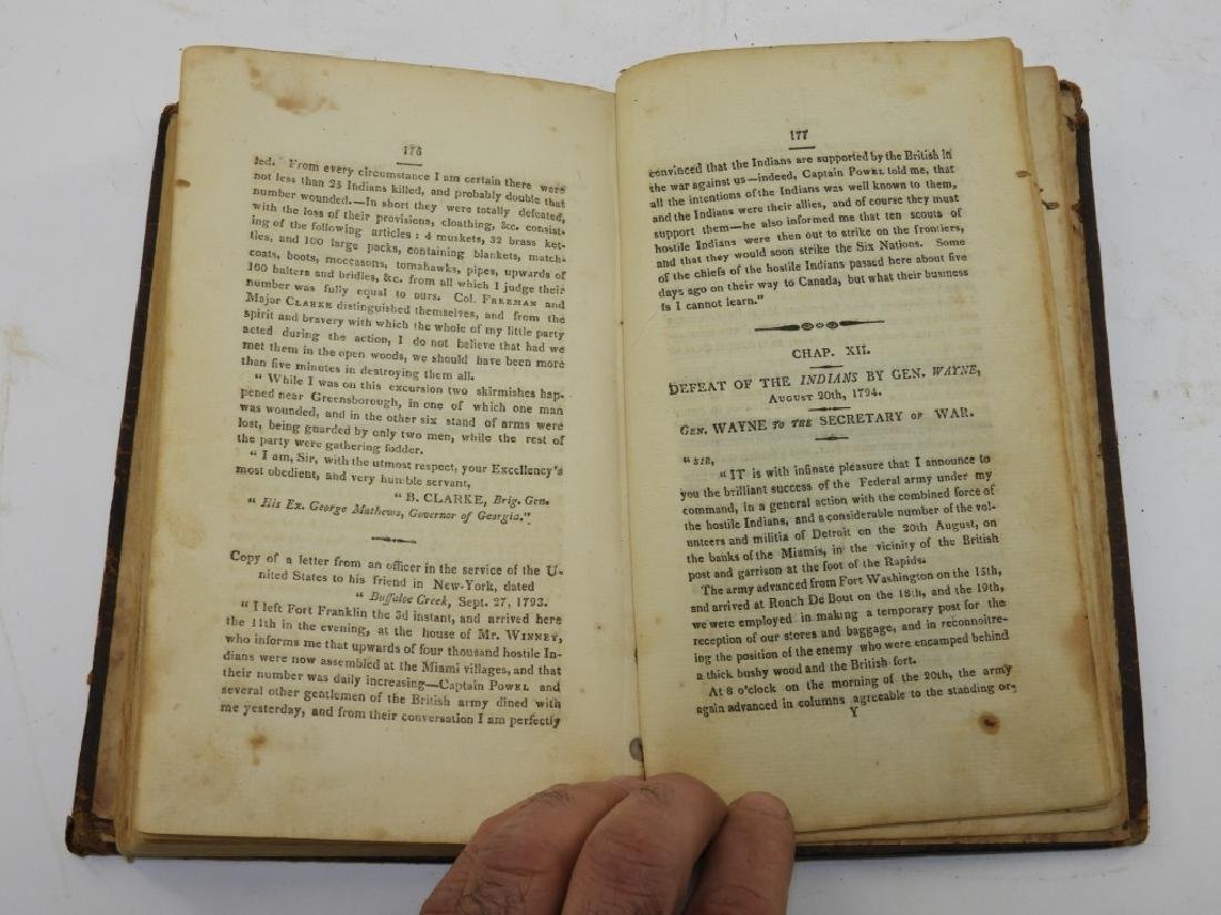 C.1812 Henry Trumbull Discovery of America Book - 6