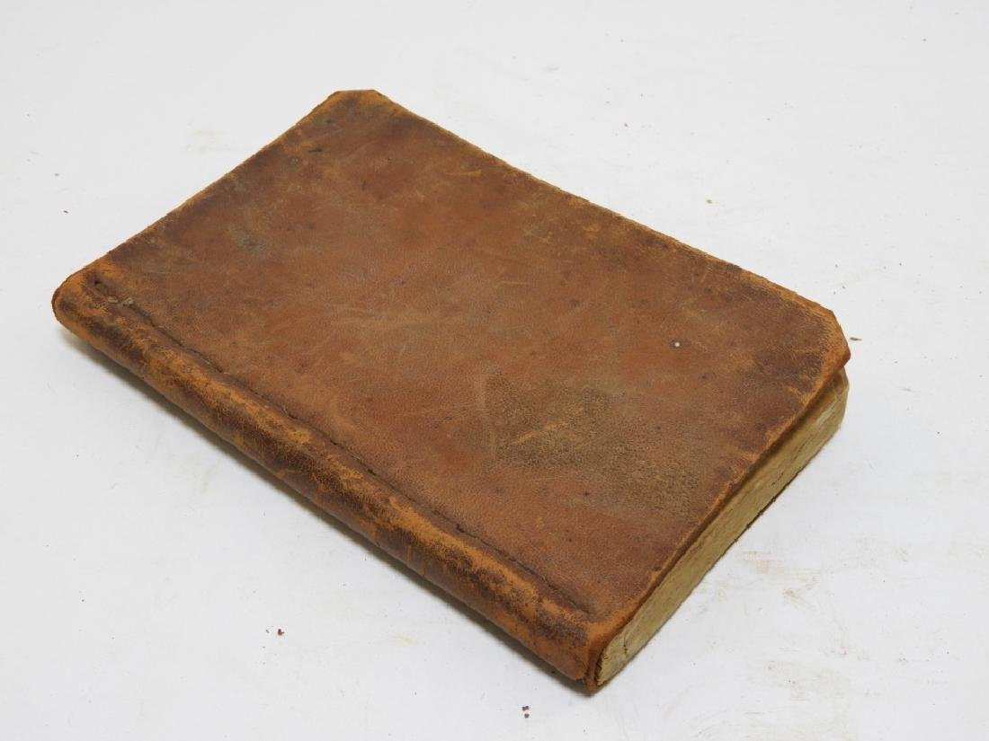C.1792 Thomas Paine Rights of Man Leather Book - 8