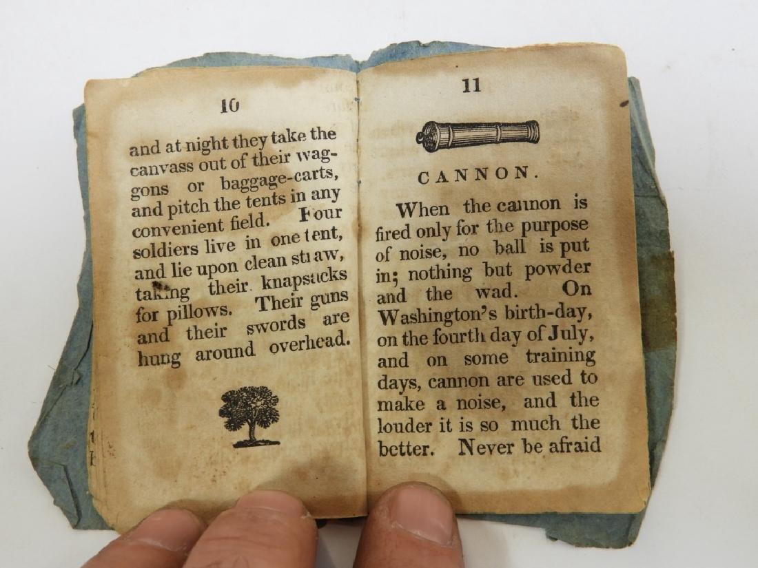 C.1832 The Medley Children's Stories Chapbook - 6