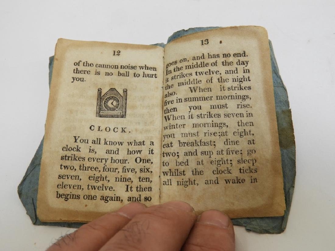 C.1832 The Medley Children's Stories Chapbook - 7