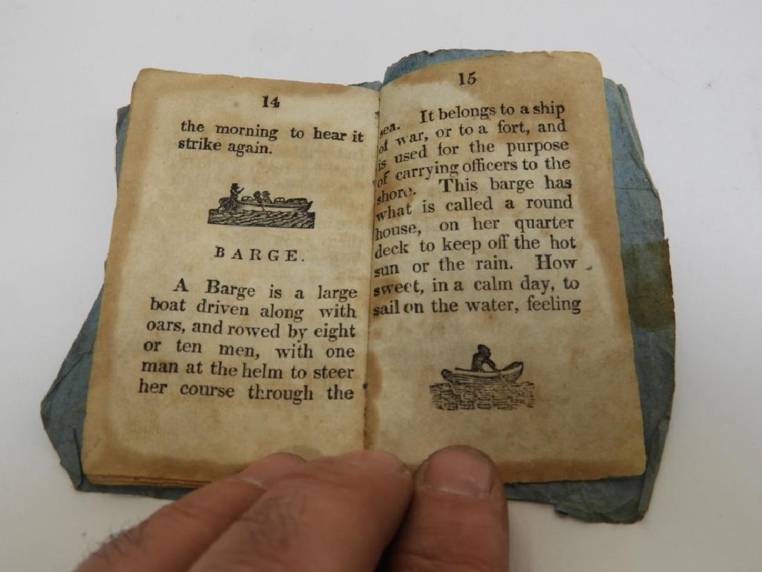 C.1832 The Medley Children's Stories Chapbook - 8
