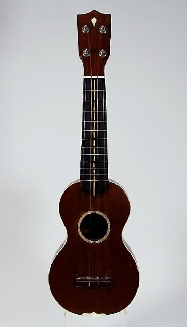 C.F Martin Oliver Ditson Style 3 Ukulele - 2