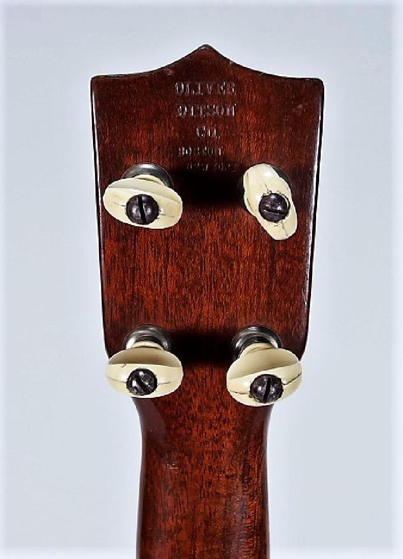 C.F Martin Oliver Ditson Style 3 Ukulele - 6