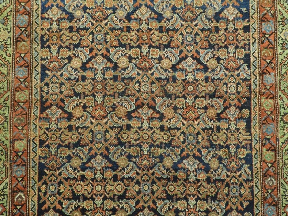 Middle Eastern Malayir Hamhadan Carpet Rug - 2