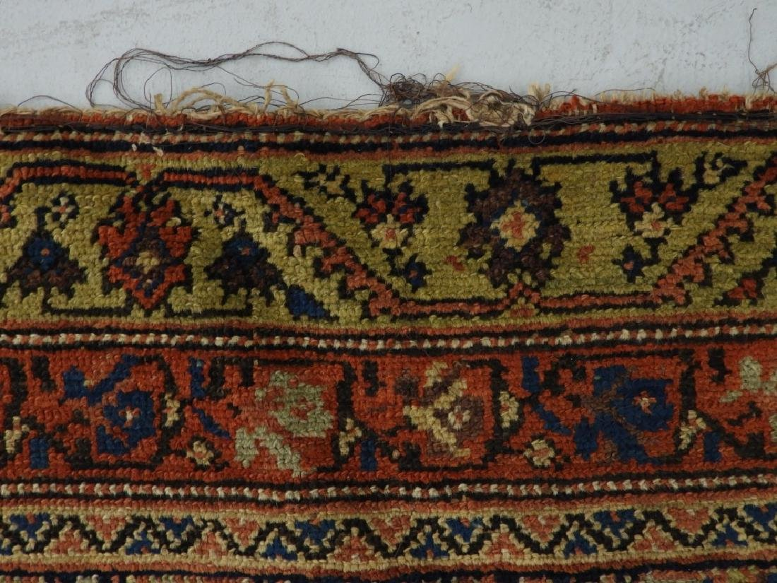 Middle Eastern Malayir Hamhadan Carpet Rug - 6