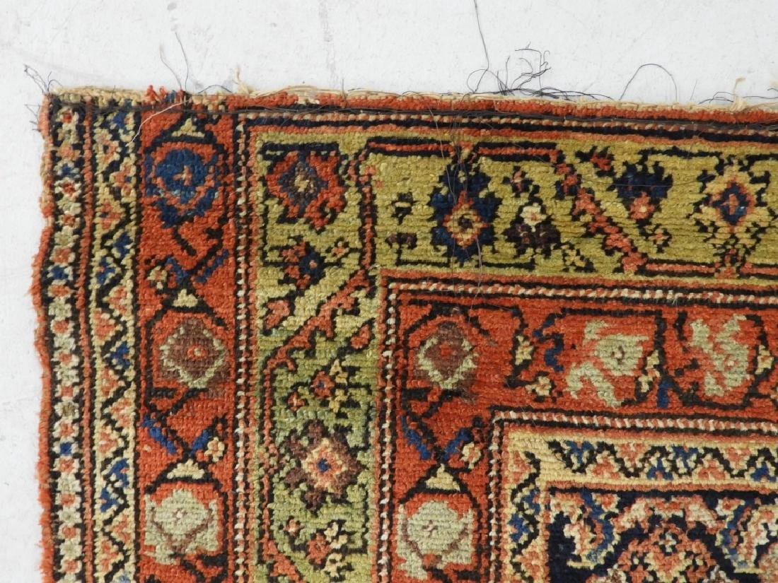 Middle Eastern Malayir Hamhadan Carpet Rug - 7