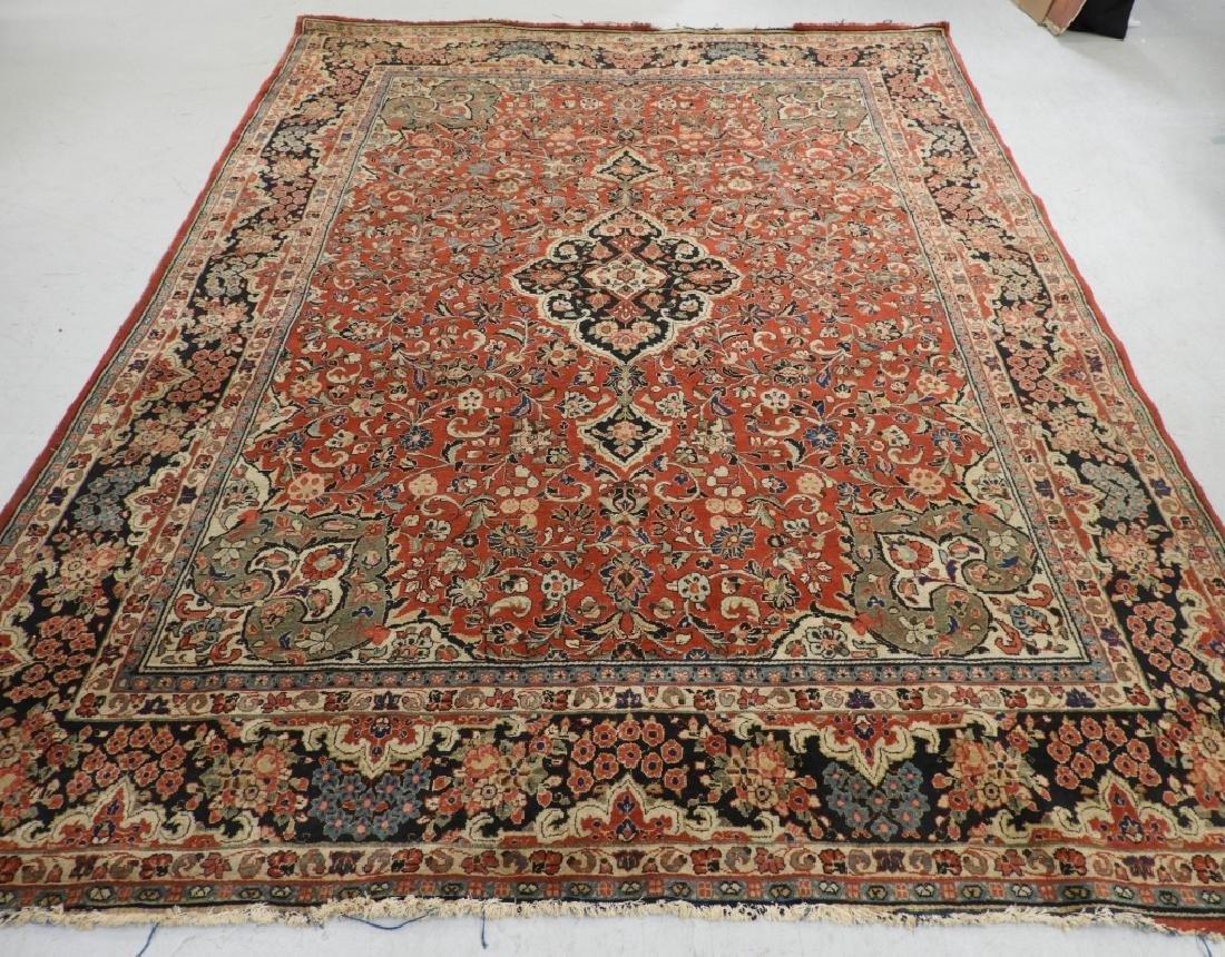 C.1900 Persian Room Sized Carpet