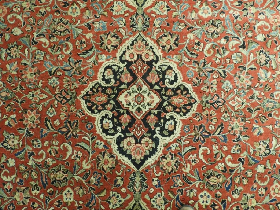 C.1900 Persian Room Sized Carpet - 2