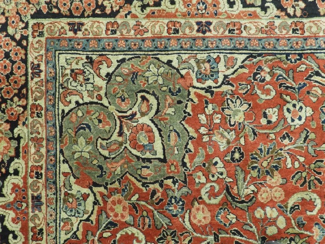 C.1900 Persian Room Sized Carpet - 3