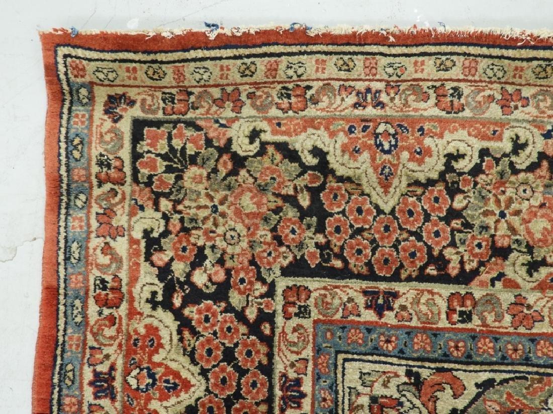 C.1900 Persian Room Sized Carpet - 4