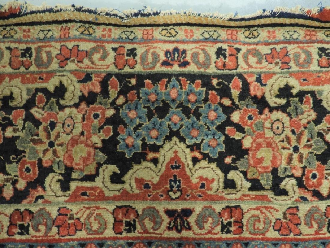 C.1900 Persian Room Sized Carpet - 5